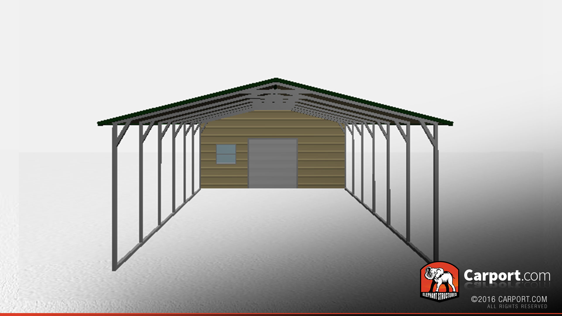 18 39 x 26 39 storage building with closed area storage for Builders in my area