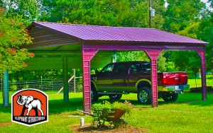 Car Port by Elephant Structures at Carport.com