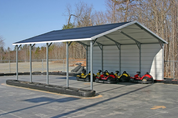 Metal Carport uses come in a variety of options