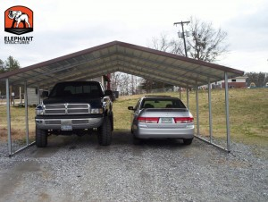 Metal Carport Kits for Offroad Vehicles