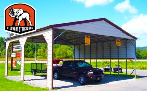 Elephant Structures is the best of all Carport Manufacturers