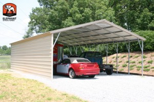 Typical Carport Size