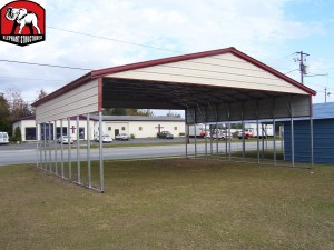 Affordable Carport in South Carolina