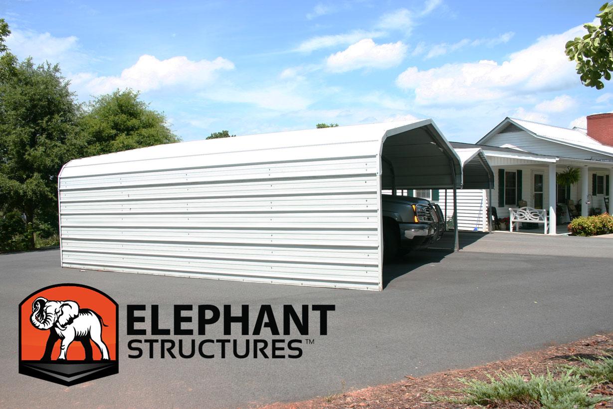 Metal carports the ingredients for superior carport designs for Design carport online