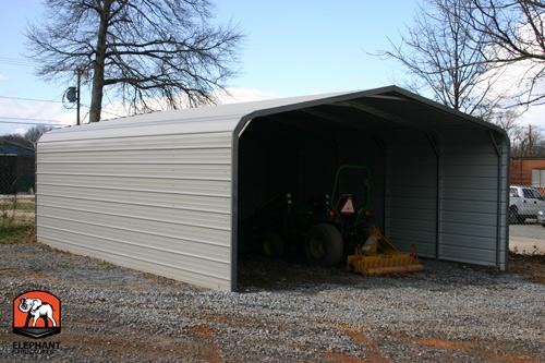 cheap garage for diy repairs. Black Bedroom Furniture Sets. Home Design Ideas