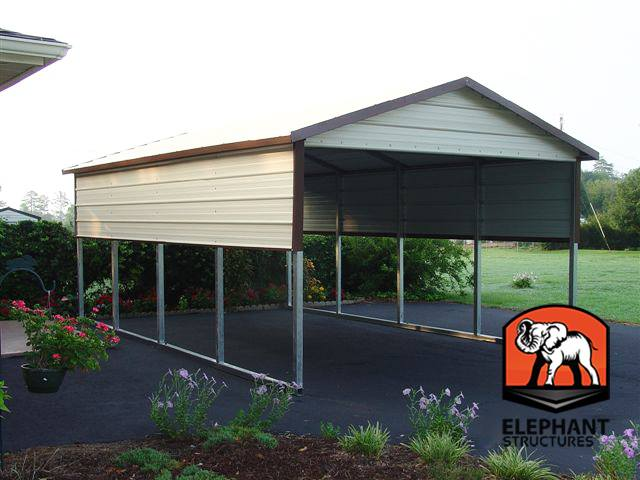 attractive carport