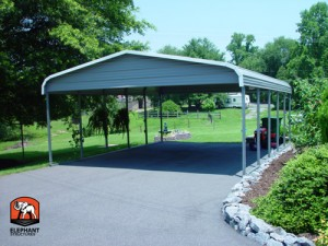 Discount Carport in Georgia from Elephant Structures Carport.com