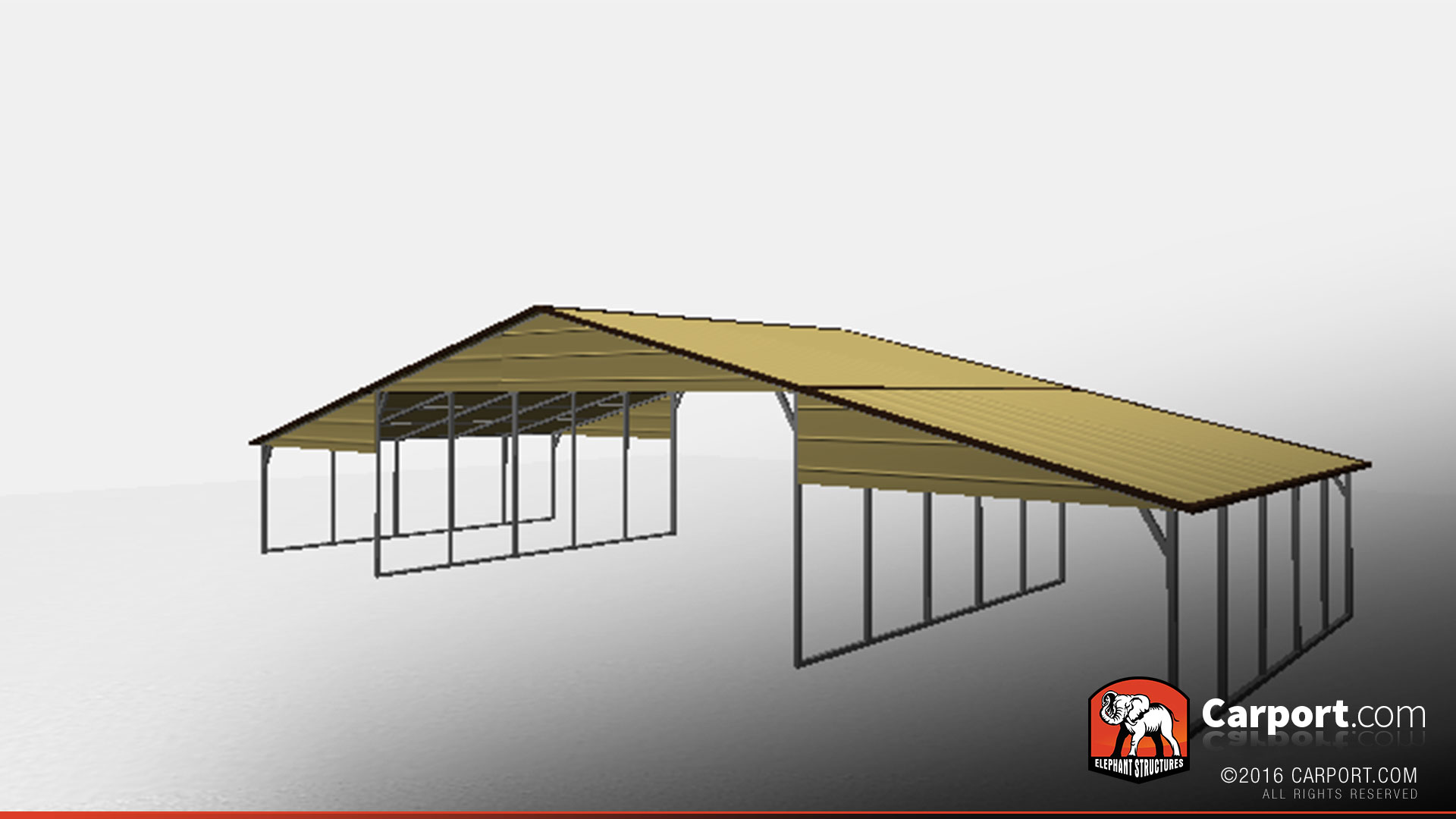 36 39 x 21 39 valley style metal horse barn shop metal for Barn style metal buildings