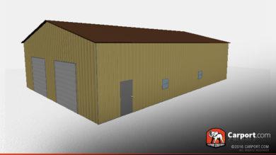 40x60 Metal Buildings