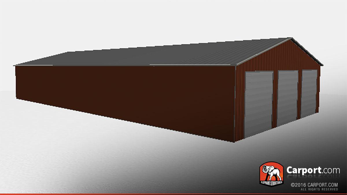 metal storage building 40 39 x 80 39 x 11 39 shop metal buildings online. Black Bedroom Furniture Sets. Home Design Ideas