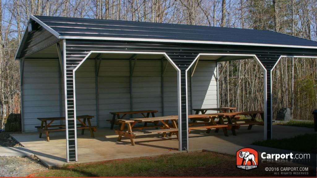 18x26 Picnic Shelter