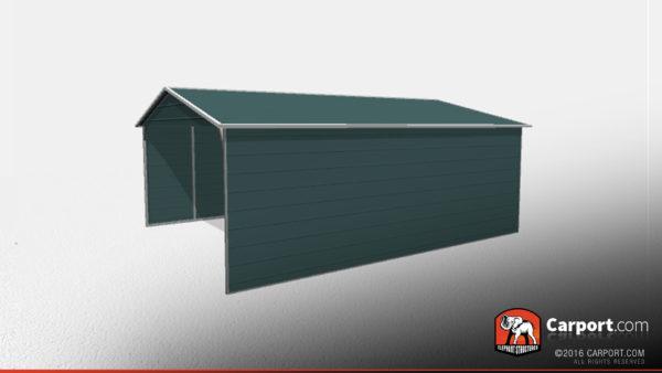 Clearance Metal Carport 1 20x26x9
