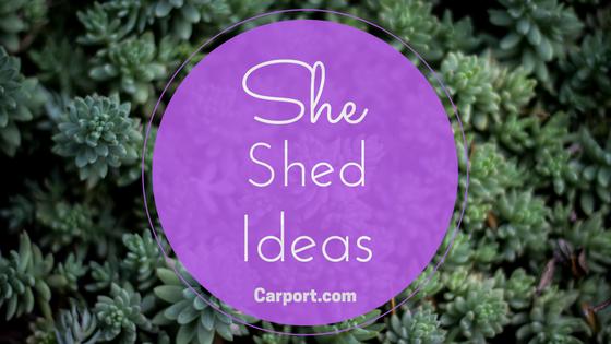 She Shed Ideas