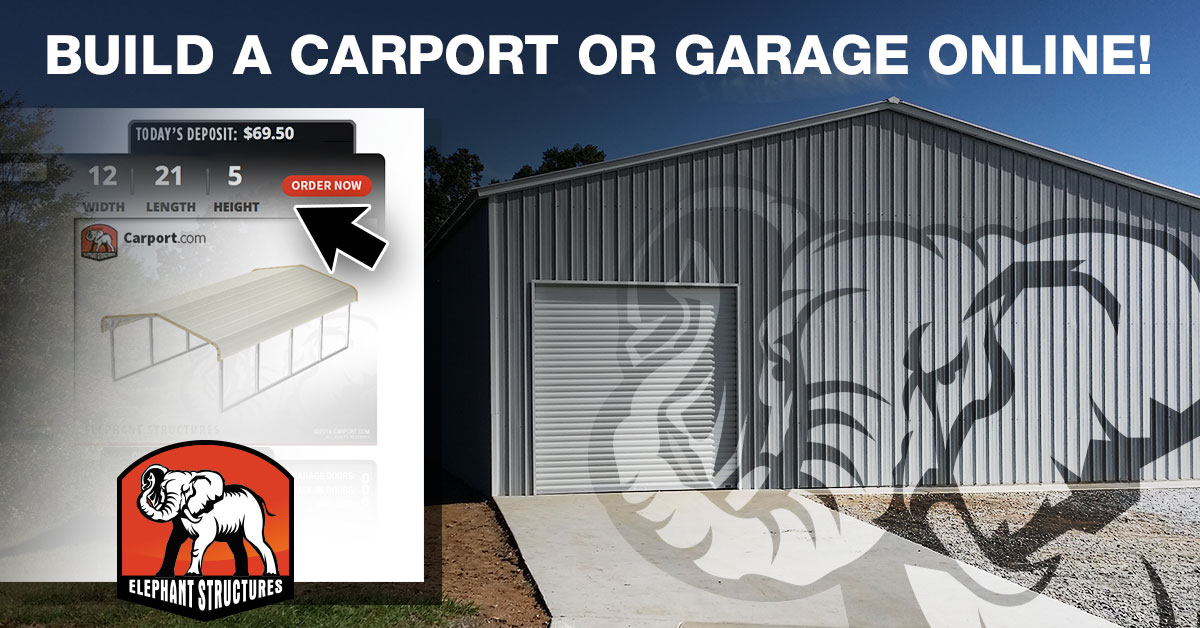 Metal Carports Steel Garages Storage Sheds Amp Rv Covers