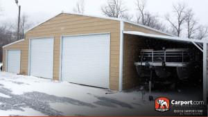 48x24 Ridgeline Barn