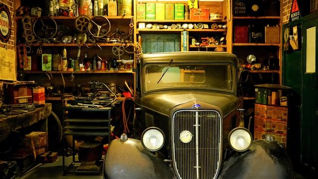 Metal Garages- Carports
