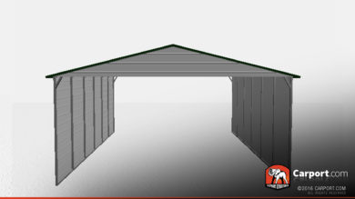 triple-wide-metal-carport-w-sides-closed-32276-front