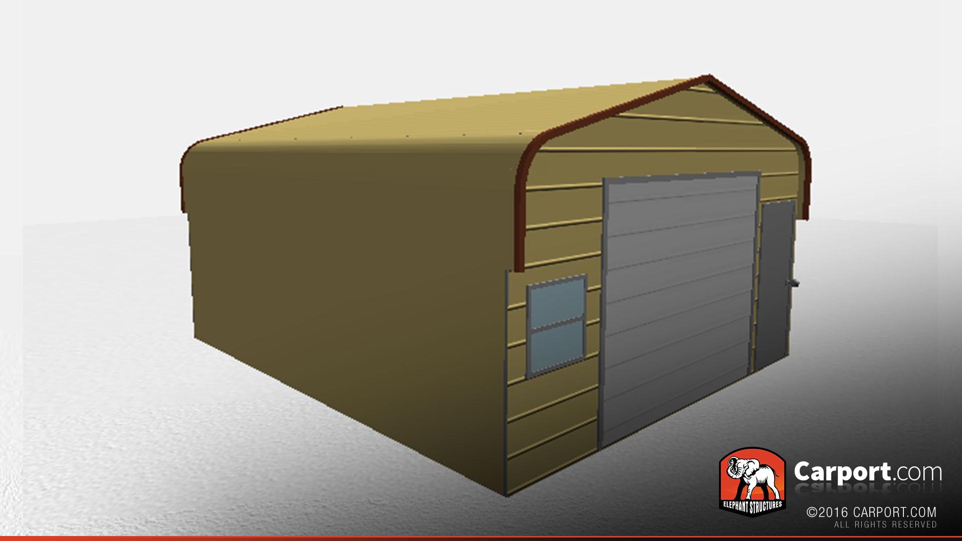 garage unit roller shed fenceline roll doors for pin door side