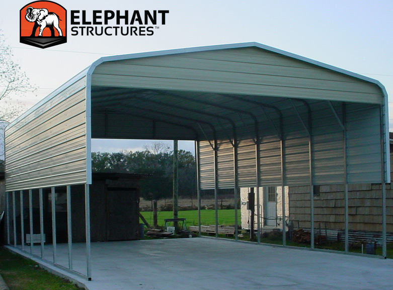 Affordable Carport Build For The Future
