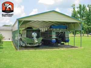 Carport Kits Maryland - Eco-friendly Carports to Save your Boats and the Bay!