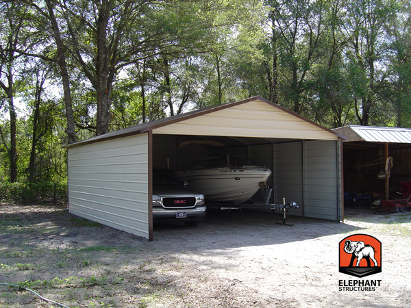 Invest for the Elements with a Durable Carport