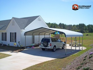 Pre fab carport custom designed by you!