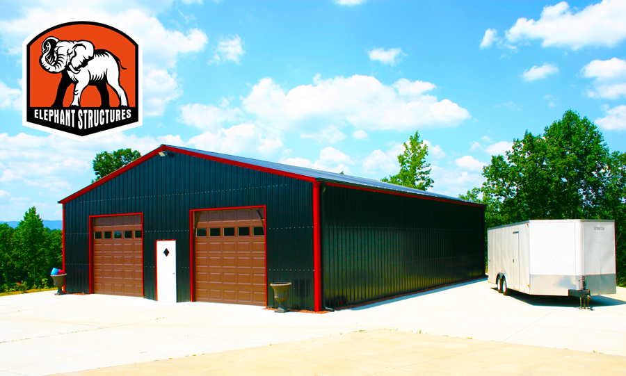 Elephant Metal Buildings : How to build a wooden carport