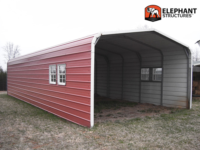 Affordable metal carports