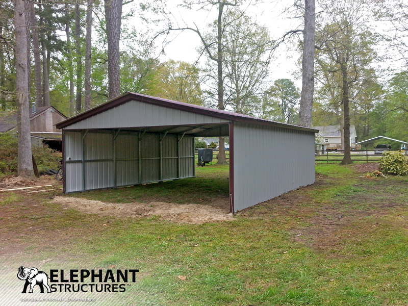 Steel Buildings Carport