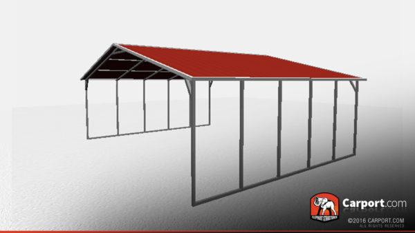 metal car shelter