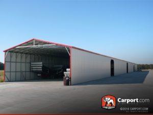 30 x 200 warehouse metal storage building