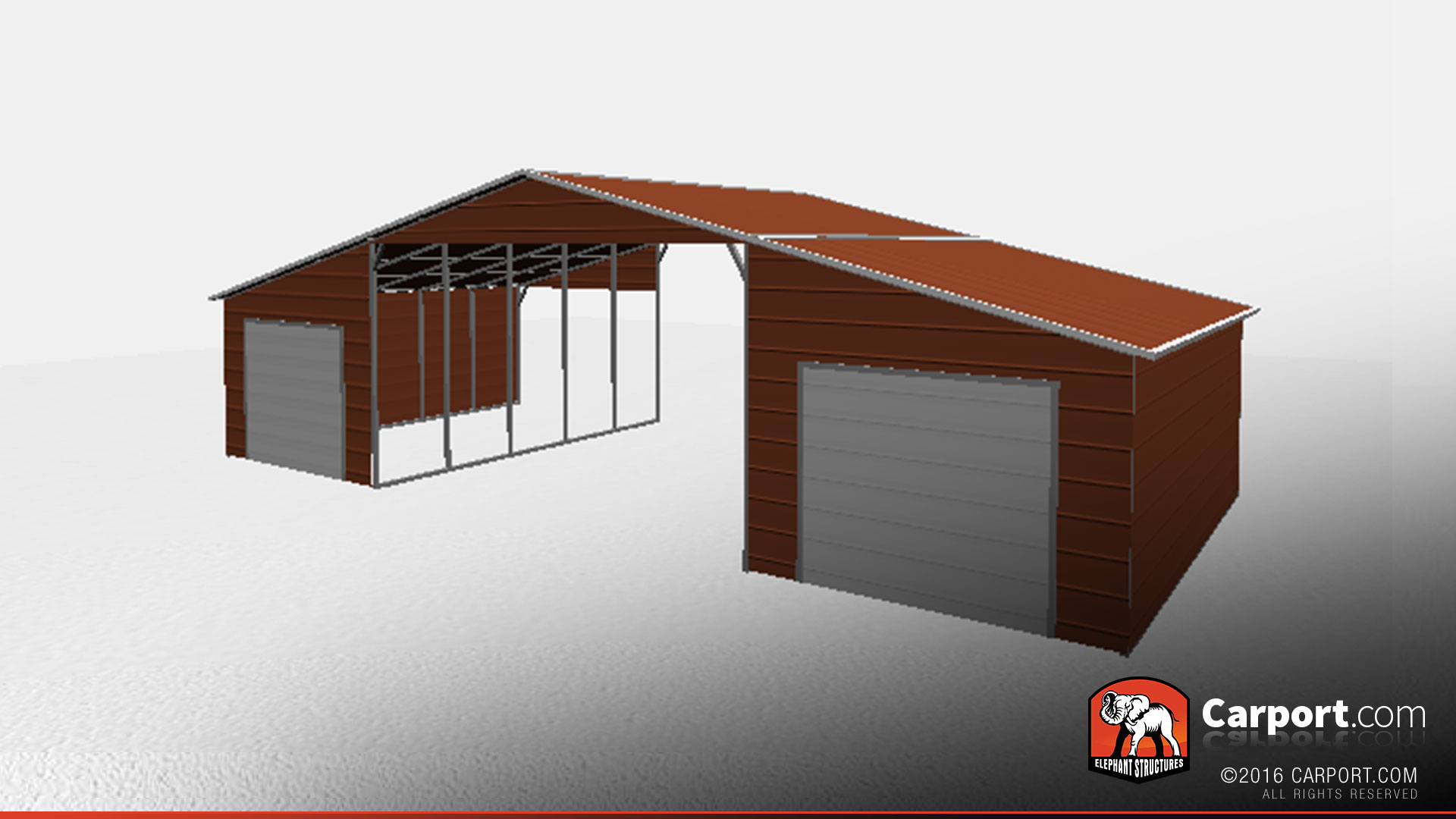42 39 x 21 39 x 12 39 valley style metal barn shop metal Barn style buildings