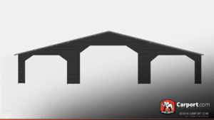 durable steel shelter