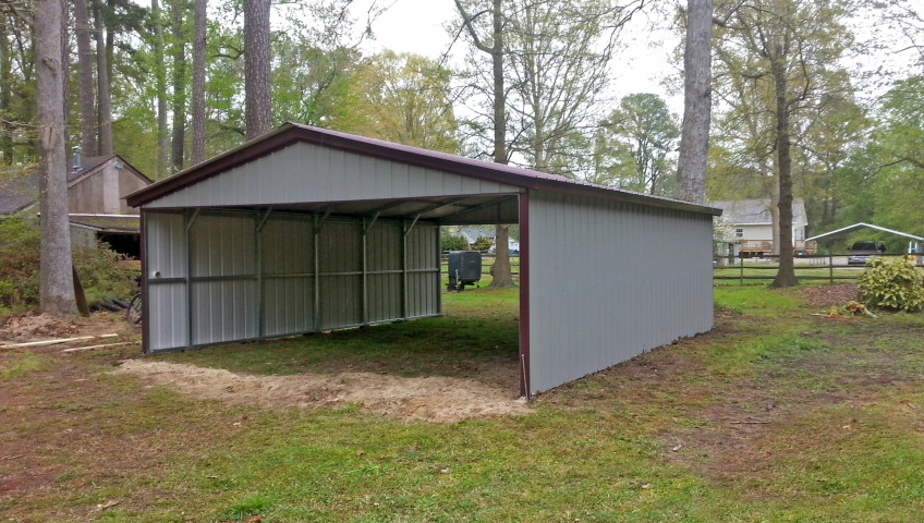 Certified Versus Non-Certified Carports | Metal Garages and Barns