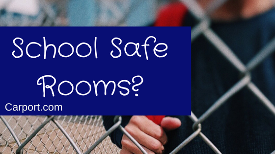 Do our schools need safe rooms
