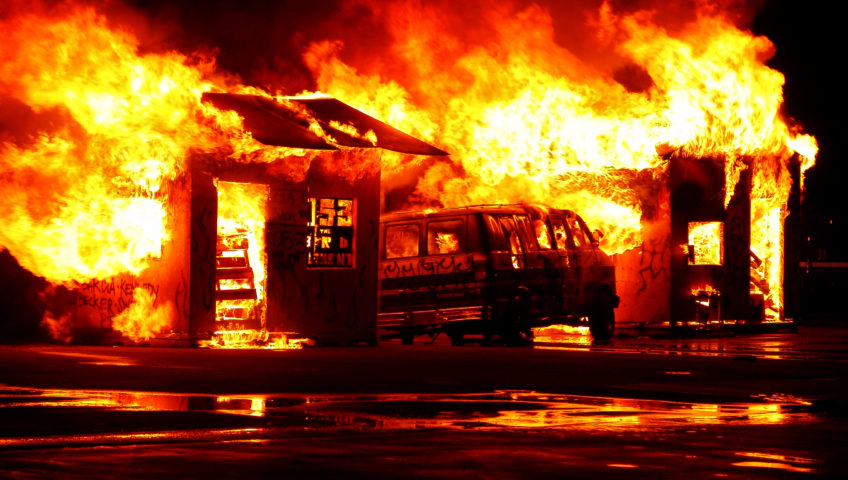 Carport News Update: Collapses and Fires