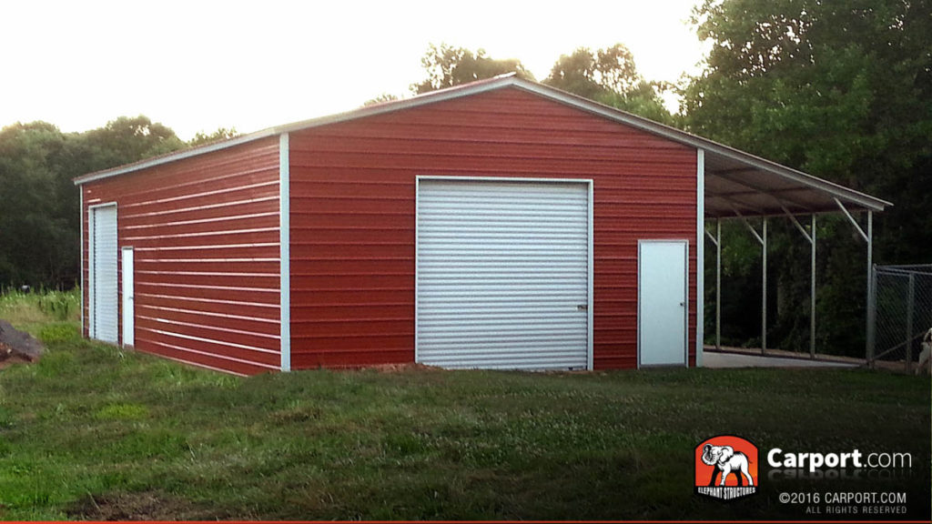 custom metal building, small business