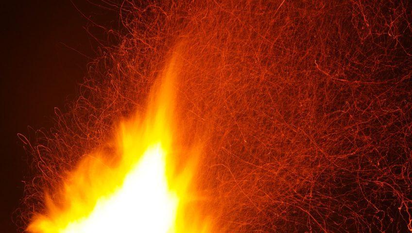 carport fire