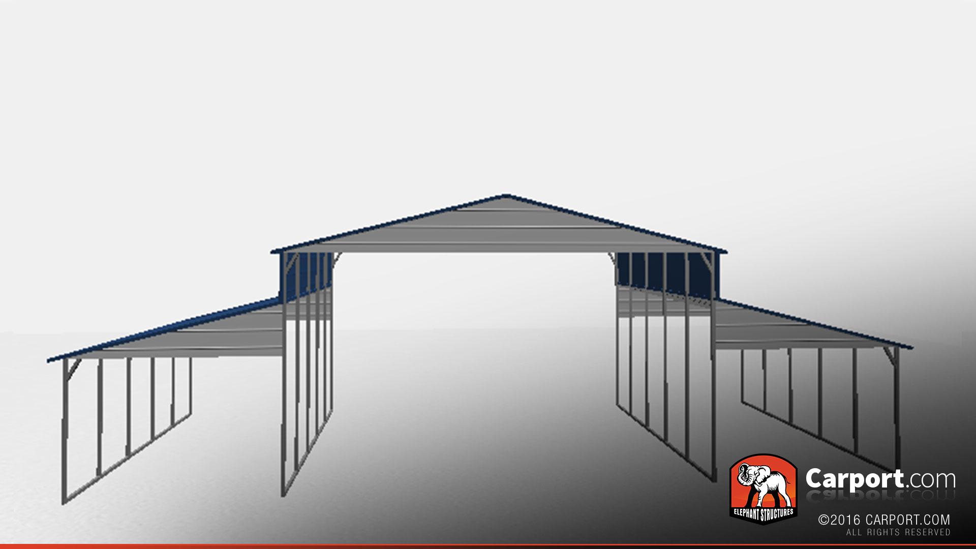 metal barn